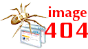 Nagłówek strony zrobiony w GIMP