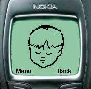 Buzia w telefonie Nokia