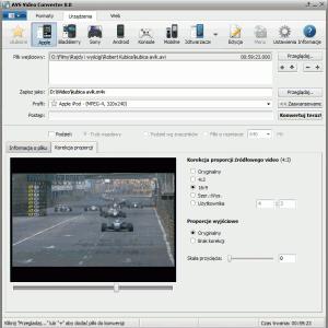 Obsługa różnych urządzeń mobilnych w Video Converter