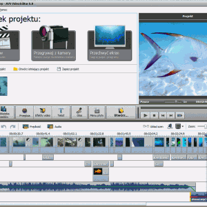 Video Editor - łatwa obróbka filmów video