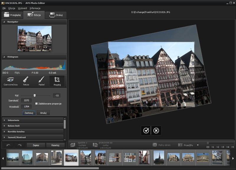 AVS Photo Editor - edycja i retusz zdjęcia